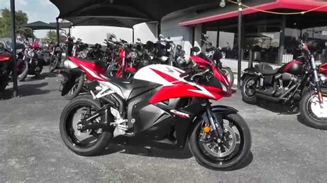 202969 2009 Honda Cbr600rr Used Motorcycle For Sale