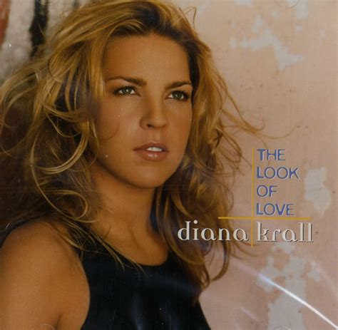 Diana Krall The Look Of 1cd 2001 diana krall the look of us promo cd single cd5 5 quot 454401