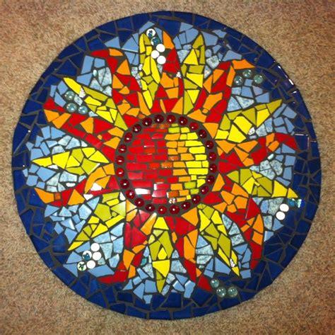 pit mosaic mosaic pit cover tami lewis designs