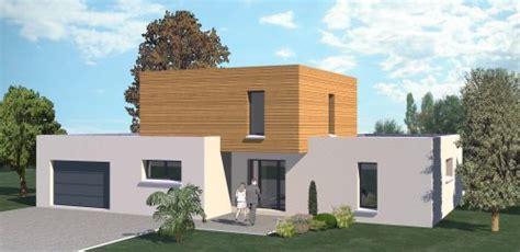 plan maison 4 chambres 騁age construction 86 fr gt maison contemporaine 233 tage