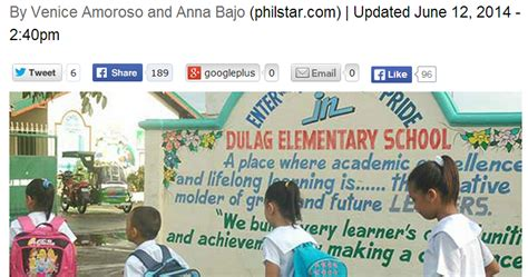 Theme For Education Week 2014 Philippines | philippines basic education number of dropouts from