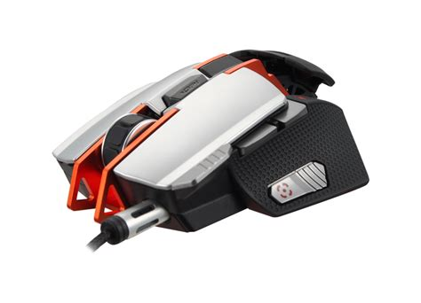 Original Aluminum Laser Gaming Mouse 700m Black Edition gaming mouse 700m