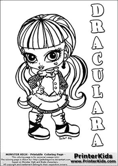 monster high chibi coloring pages 276 best images about chibi on pinterest chibi fairy