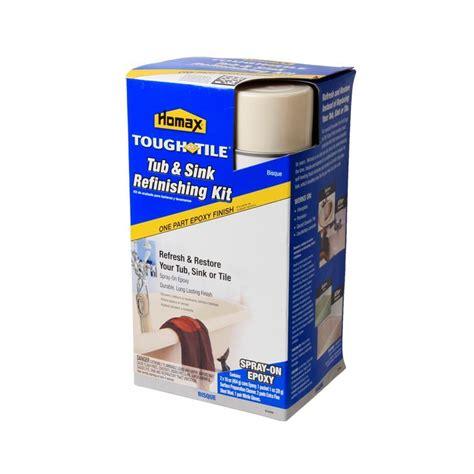 Bathtub Epoxy Repair Kit by Homax Home Improvement Tub Sink One Part Epoxy