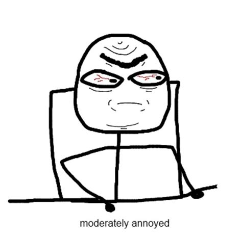 Annoyed Face Meme - moderately annoyed know your meme