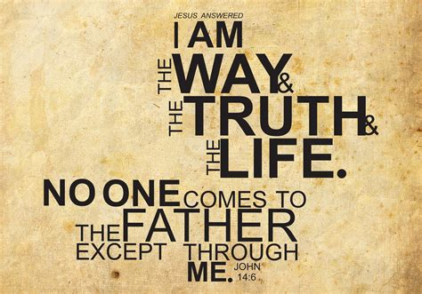 I Am The the revelation of jesus the way and the and