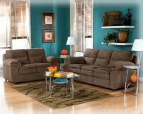 Living Room Colors For Brown Furniture Living Room Furniture In A Brown Color Cls Factory Direct