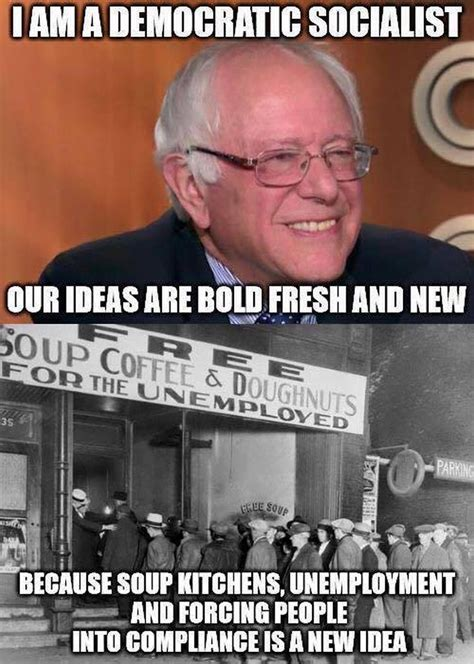 Kitchen Impossible 2017 Meme Destroys Bernie Sanders And His New Ideas