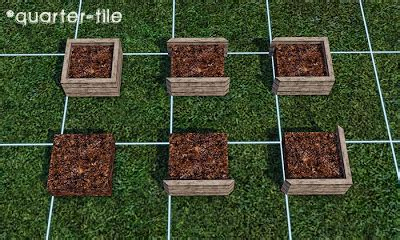 Sims 3 Planter Box by Sims 3 Modular Planter Boxes By Gelinabuilds