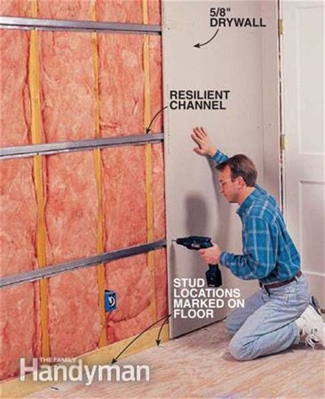 How to Soundproof a Room   The Family Handyman