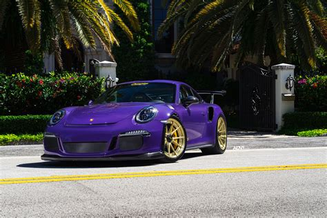 purple porsche 911 turbo ultraviolet purple porsche gt3 rs adv5 2 m v2 advanced