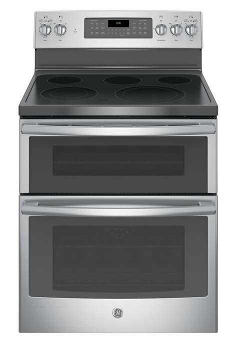 oven range ge 30 quot electric oven convection range jb860sjss