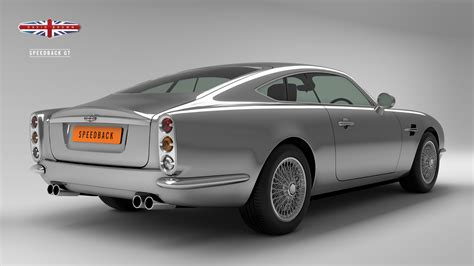 David Brown Aston Martin by David Brown Automotive Speedback La Jaguar En Tenue D