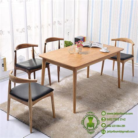 Kursi Dan Meja Untuk Cafe harga meja cafe kursi 4 jati jati pribumi
