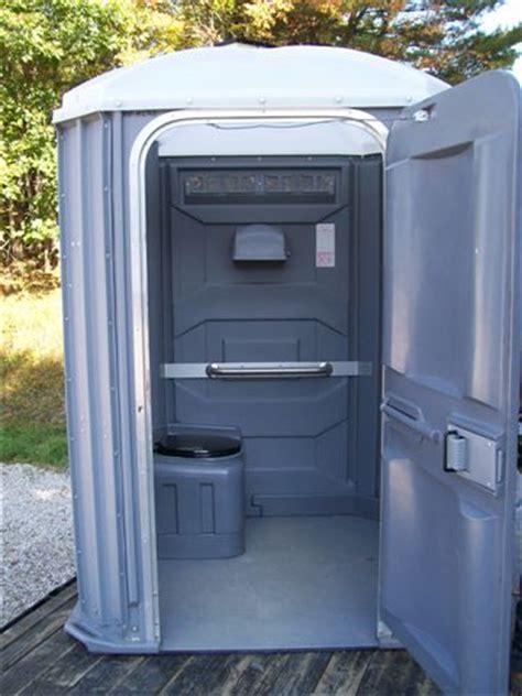 portable bathrooms for rent portable toilets rental maine