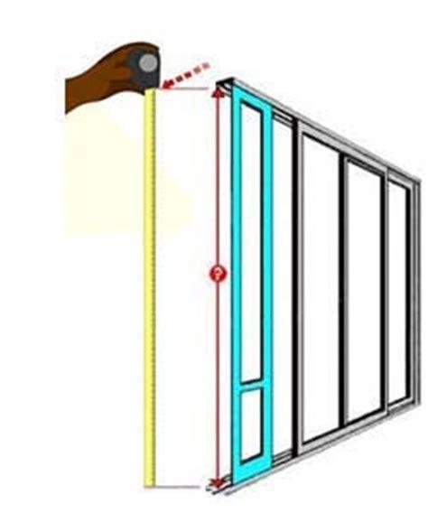 How To Measure Sliding Glass Door How To Measure Sliding Glass Doors How To Measure A Sliding Patio Door How To Measure A