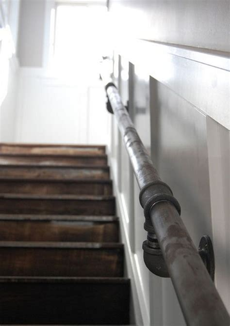 ingenious staircase railing ideas to spruce up your house
