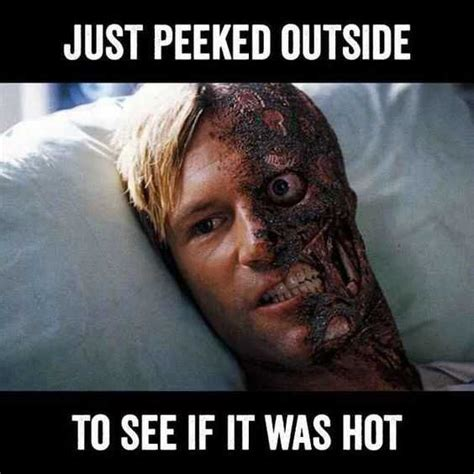 Hot Weather Meme - 27 memes for people who hate summer someecards digital life