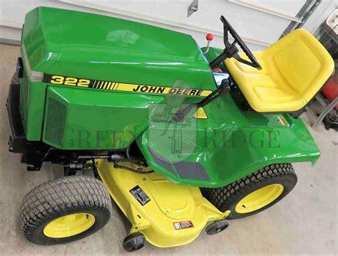 john deere   sale  lawn  garden tractor
