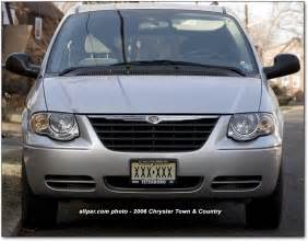 Chrysler Vans 2001 2007 Chrysler Town Country Voyager And Dodge