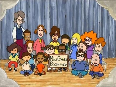 the from room 402 35x tekenfilms vroeger uit de jaren 90
