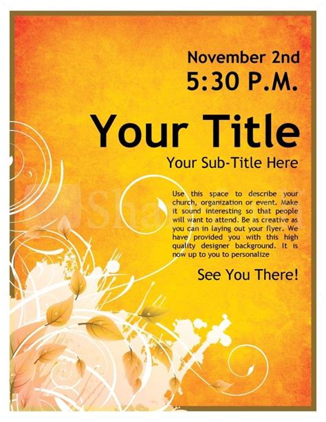 Youth Events Church Flyer Page 1 Bible Study Invites Pinterest Church Event Flyer Templates