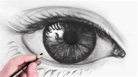 Sketch Pencil And In Color by And In Color Creative Eye Drawing Ideas Sketch