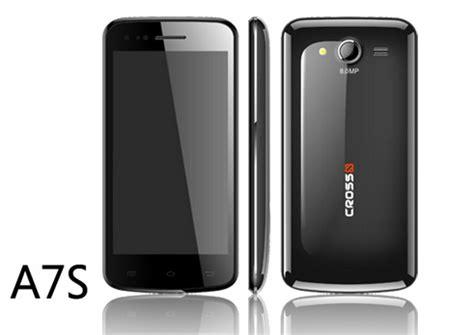 Casing Hp Cross A7s handphone android mantap harga bersahabat