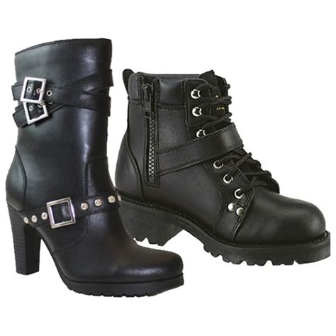 ladies motocross boots women s leather motorcycle boots