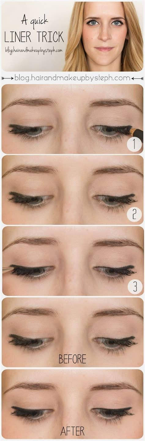 eyeliner tutorial buzzfeed 18 useful tips for people who suck at eyeliner