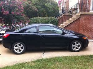 sell used 2006 honda civic ex coupe 2 door 1 8l in reston