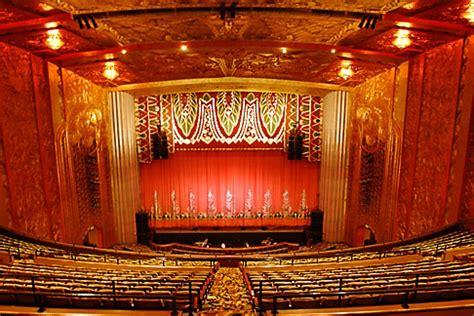 california oakland paramount theater david sanger
