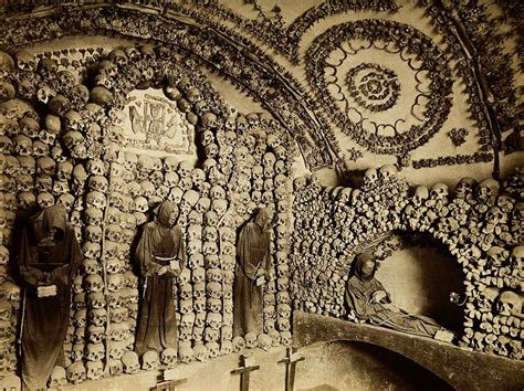 Passeio macabro em Roma, no ossuário dos Capuchinhos na