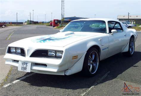 1977 Pontiac Firebird by 1977 Pontiac Firebird Trans Am White