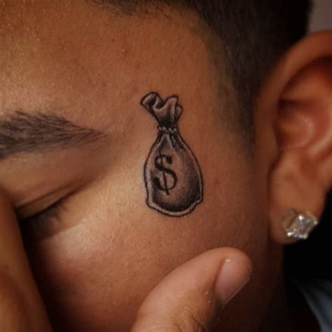 rose made out of money tattoo bag of money best ideas gallery