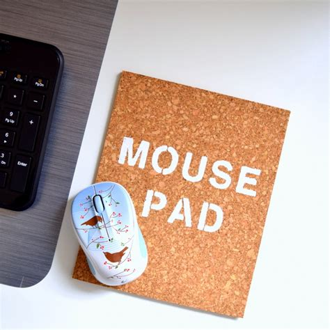 Ped Simple 6 mouse pads you can craft yourself using simple materials
