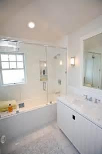 Subway Tile Designs For Bathrooms White Subway Tile Bathroom Design Ideas