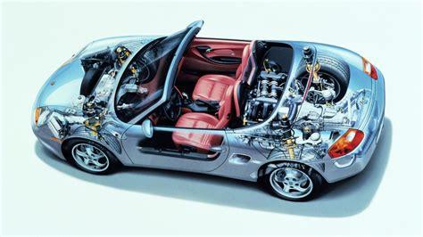 how do cars engines work 2006 porsche boxster transmission control guida usato la meccanica della porsche boxster 986 motorbox
