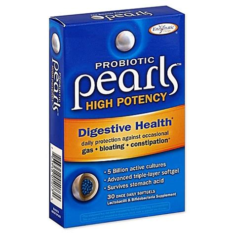 9 Probiotic Picks From A Detox Expert by Buy Enzymatic Therapy 174 Probiotic Pearls High Potency