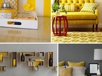 91 best grey and mustard yellow home decor images on