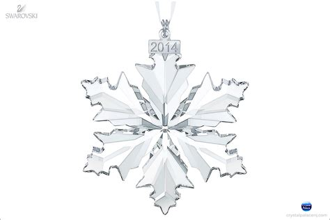 swarovski christmas ornament annual edition 2014