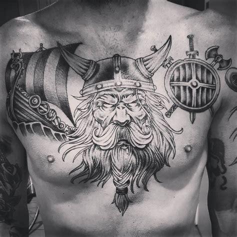 viking chest tattoo 25 viking designs ideas design trends