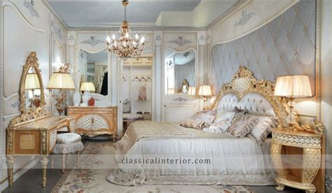 classical bedroom furniture 187 golden bedroom go001btop and best italian classic furniture