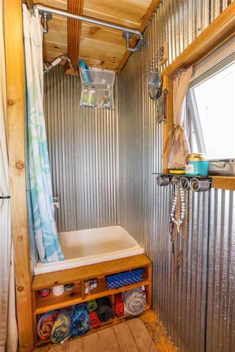 3 awesome diy shower ideas that will fit in tight spaces