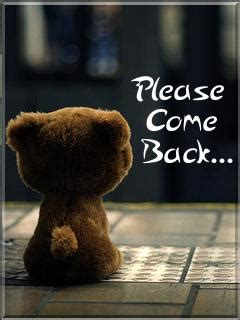 Come Back by Plz Come Back 240 X 320 Wallpapers 1698897