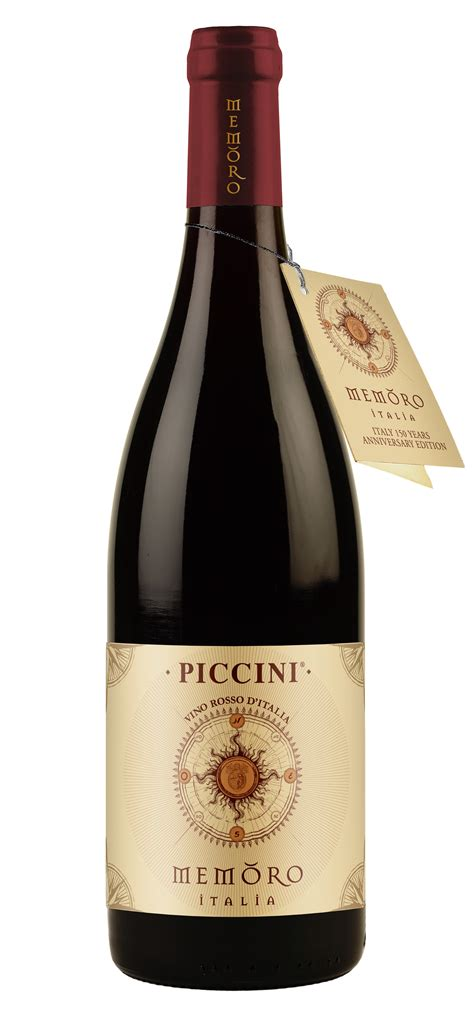 Wine On by Review Of Piccini Memoro By Window On Wine