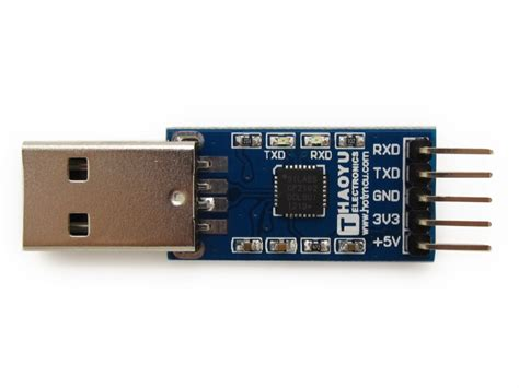 Usb To Ttl Type Cp2102 Module cp2102 module usb to 3 3v ttl for arduino ktechnics