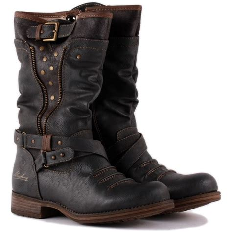 cheap womens motorcycle boots best 25 womens biker boots ideas on biker