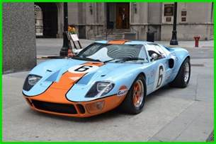 Ford Gt 40 For Sale Unfinished Cars For Sale Autos Post