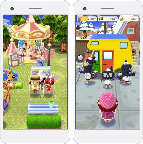 nintendo announces animal crossing pocket camp mobile game